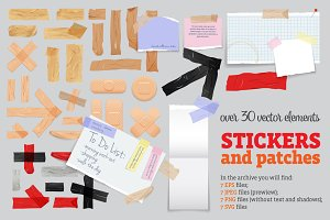 Sticky Tape and Plaster Set