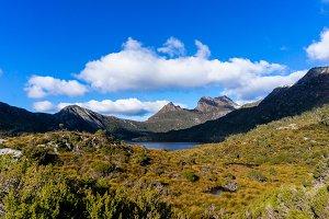Cradle Mountain and Dove Lake Tasmania, Australia