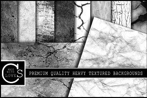 Modern Heavy Textured Backgrounds