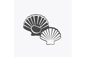 Oysters Vector Illustration
