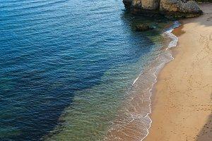 Praia dos Beijinhos (Portugal).