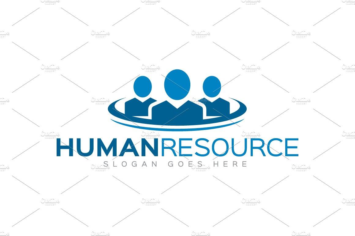 Human Resource Logo ~ Logo Templates ~ Creative Market