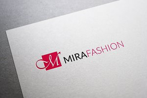 Mira Fashion Letter M Logo