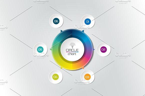 Circle Infographic CHART