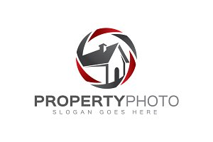 Property Photo Logo
