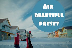 Air Beautiful Preset for Lightroom
