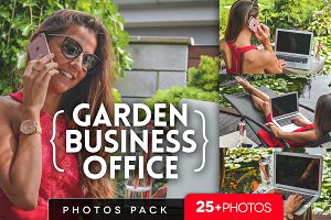 Garden business office /25+pics