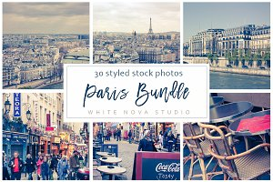 Paris Bundle v.2 30photos