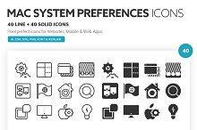 Mac System Preferences