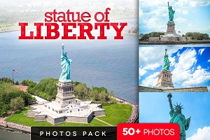 Statue of Liberty pack /50+pics