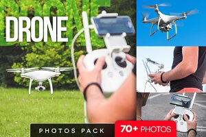 Drone photos pack /70+pics