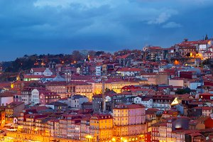 Porto Old Town, Portugal