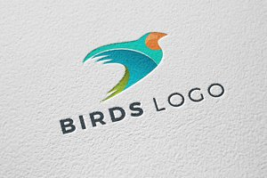 Brids Logo Template