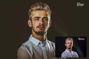 Studio & Outdoor Portrait Presets