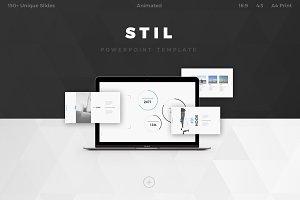 STIL Powerpoint Template