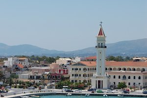 Island Of Zakynthos