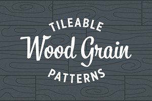 Wood Grain Patterns - Tileable