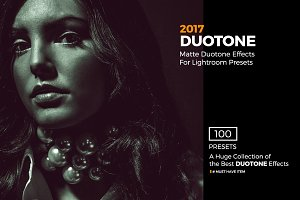 100 Duotone Lightroom Presets