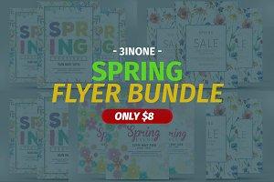 Spring Flyer Bundle Special Offer $8