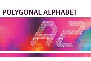Polygonal Alphabet v.3