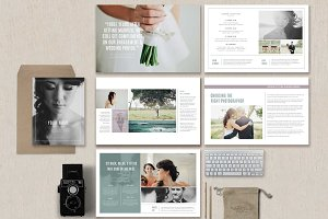 SALE! Photographer Welcome Packet