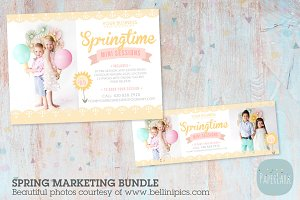 IN011 Spring Marketing Bundle