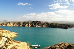 Emerald Green Water Lake