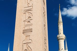 The Obelisk of Theodosius