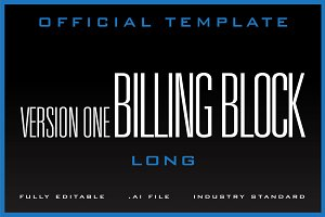 The Billing Block Template v1