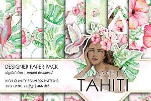 Tahiti Patterns