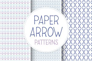 Paper Arrow Patterns