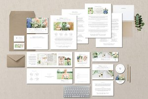 Wedding Planner Marketing Set