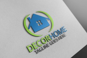 Decor Home Logo