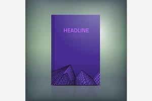 Business Brochure Cover Idea