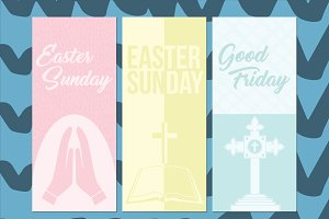 easter mass cards