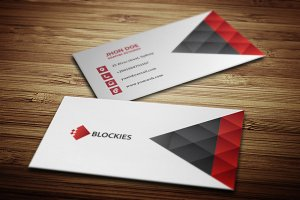 Creative & Simple Business Card