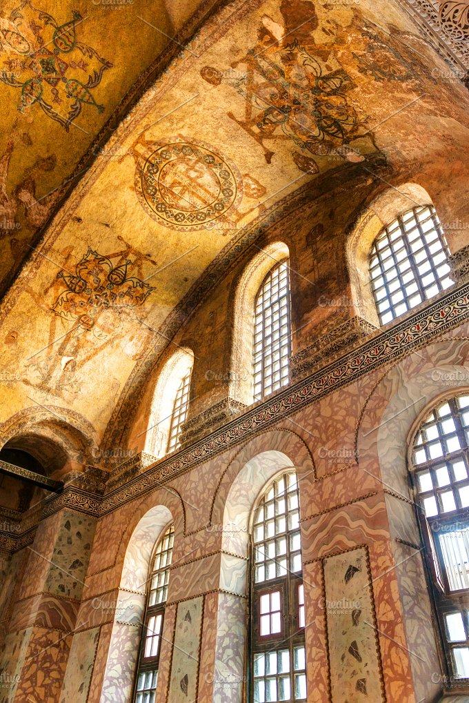 Hagia Sophia: Facts, History & Architecture   HAEMUS ...  Hagia Sophia Interior Columns