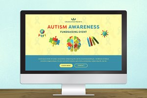 Autism Landing Page