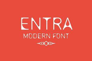 Entra Font