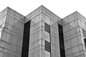 Building Glass Facade