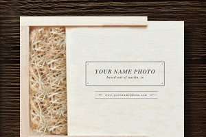 USB Template for Photographers