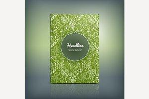 Scientific Brochure Cover Idea