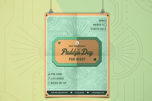 Paddys Day Poster