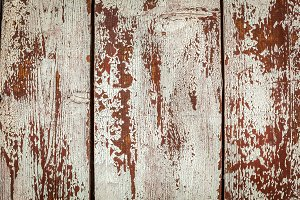 Old wall texture with the white