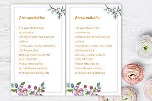 Apple blossom Wedding Accommodation