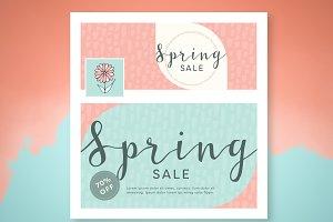 Spring Social Media