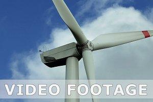 Wind turbine renewable energy generation