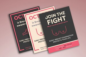 Breast Cancer Posters