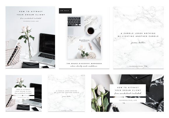 Ladypreneur Social Media Kit