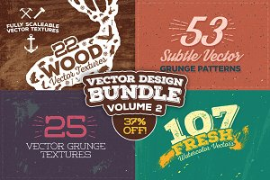 Vector Design Bundle: Volume 2